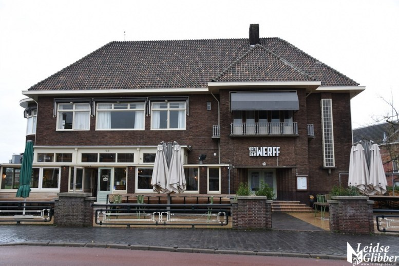 Stadscafé van der Werff, Meldheld (1)