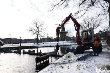Damwand Maresingel vorst ijs (26)