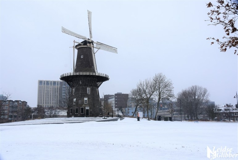 5 Sneeuw molen de Valk e.o (4)