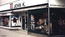 En tøjbutik med supergod service