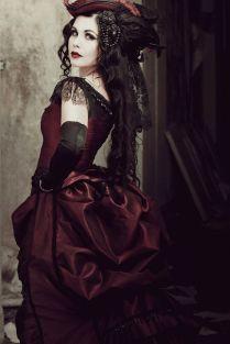 Victorian Steampunk Gothic Dress