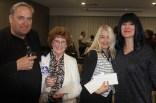 Michael, Davina, Traci and Roxy