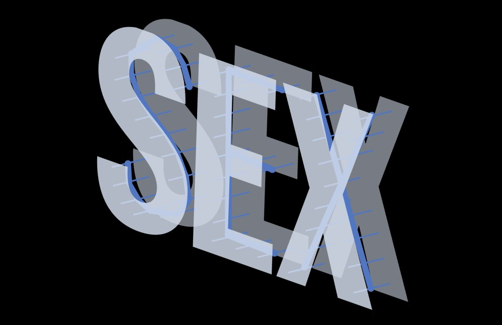 06.Sex Sign (Drawing)