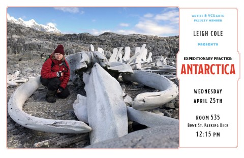 Expeditionary Practice - Antarctica