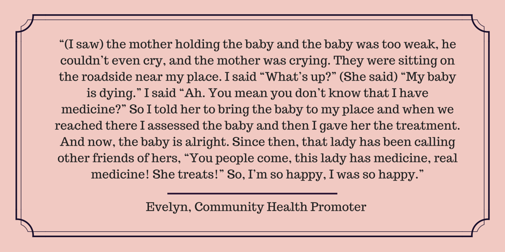 evelyn quote
