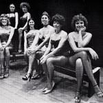 The Lunch Girls w Suzanne Lederer, Pamela Payton-Wright, Carol Williard, Phyllis Somerville and Susan Sharkey
