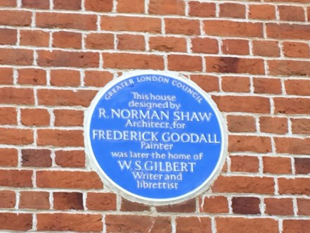 Blue Plaque