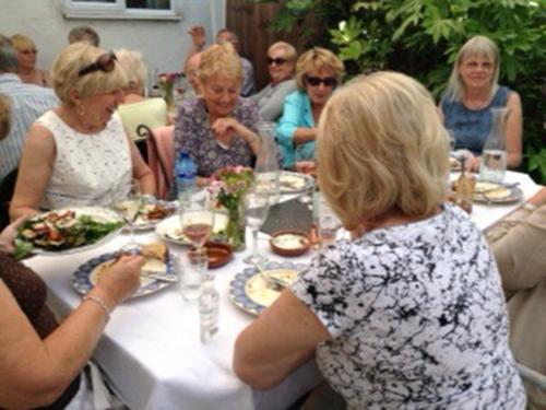 Garden Lunch 2