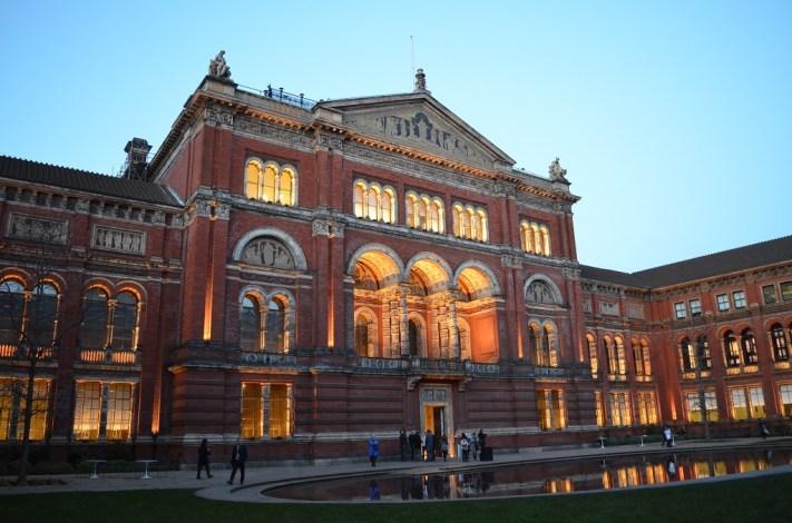 Victoria & Albert Museum Courtyard