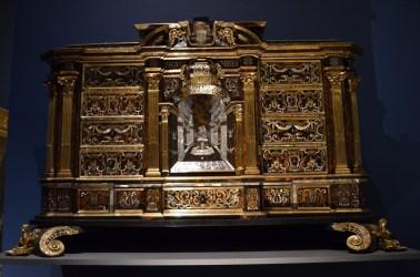 Victoria & Albert Museum Ornate Cabinet