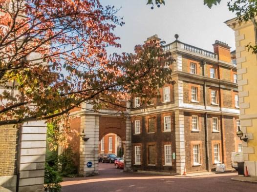 entrancetomarlboroughhouse