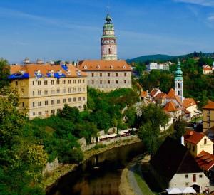 Castle - Ceske Krumlov CZ