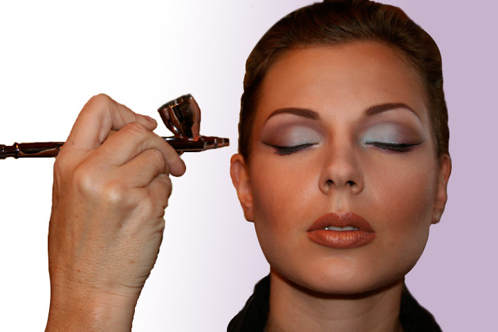 Airbrush Makeup For Your Wedding