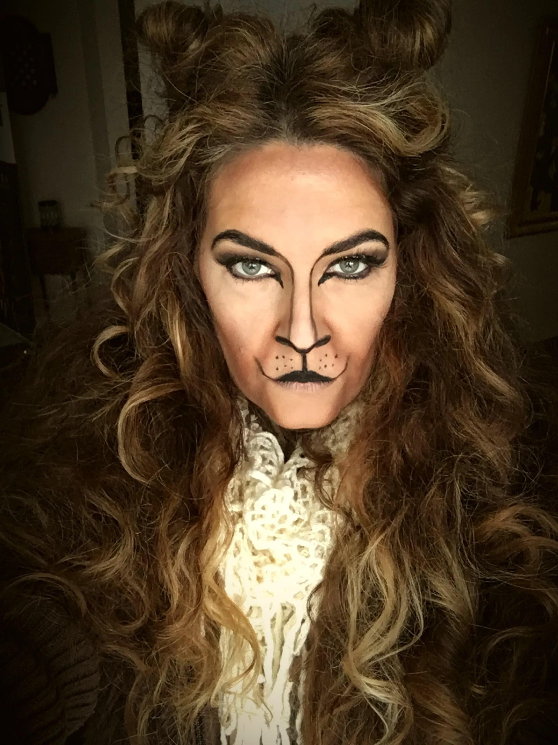 Halloween Fun with Makeup!