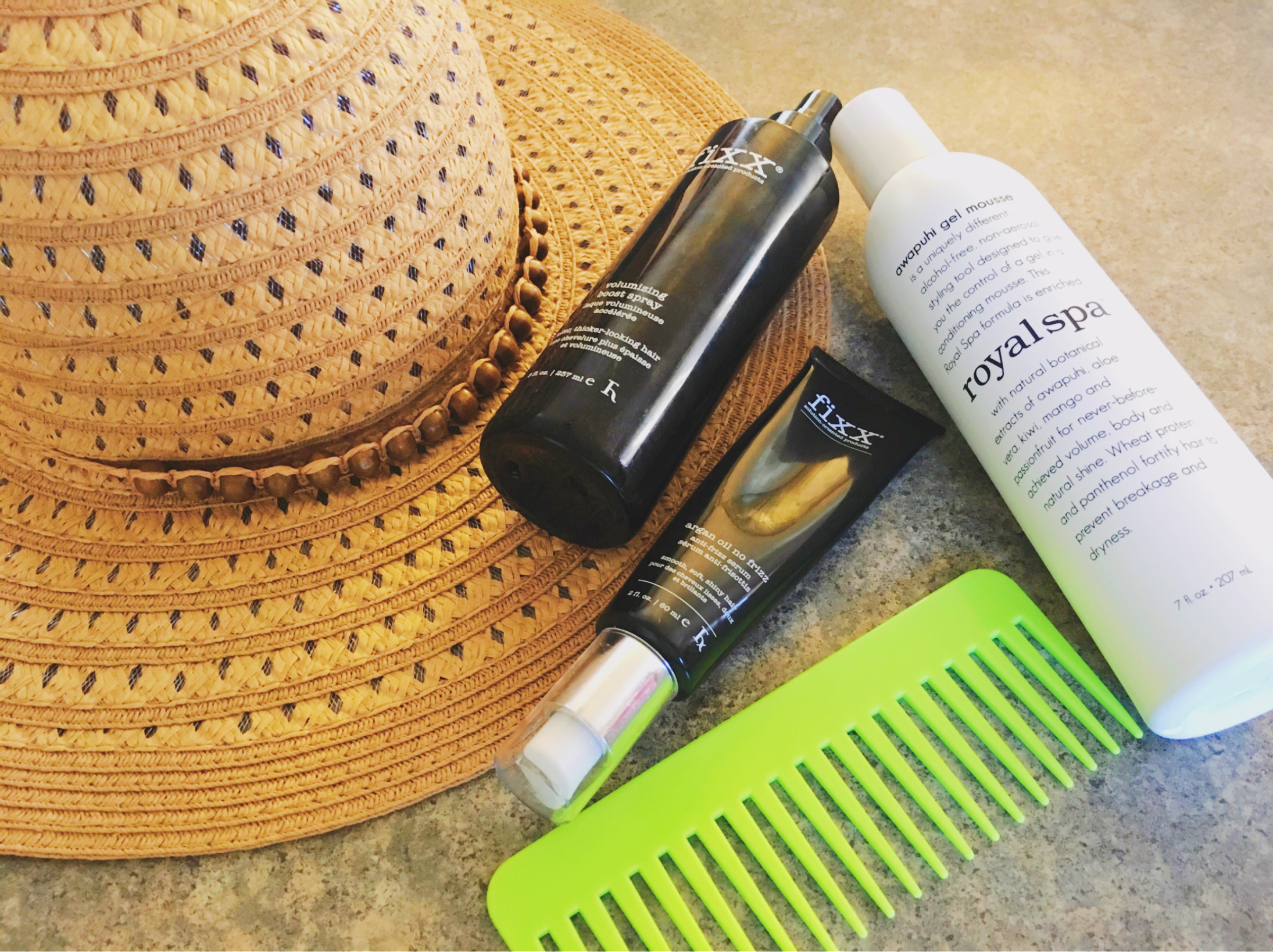 Hair Must-Haves: Adding Volume & Taming Frizz