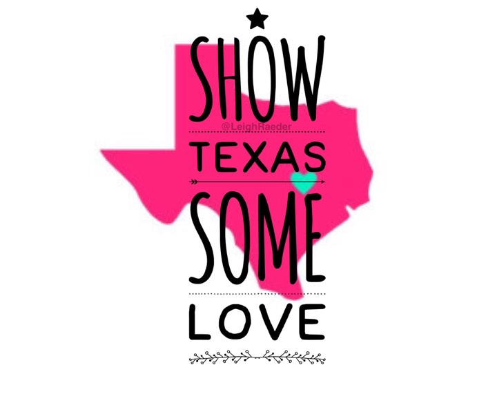 Let's Show Texas How Much We Care