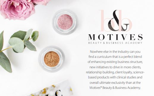 The Evolution & the Motives Beauty & Business Academy