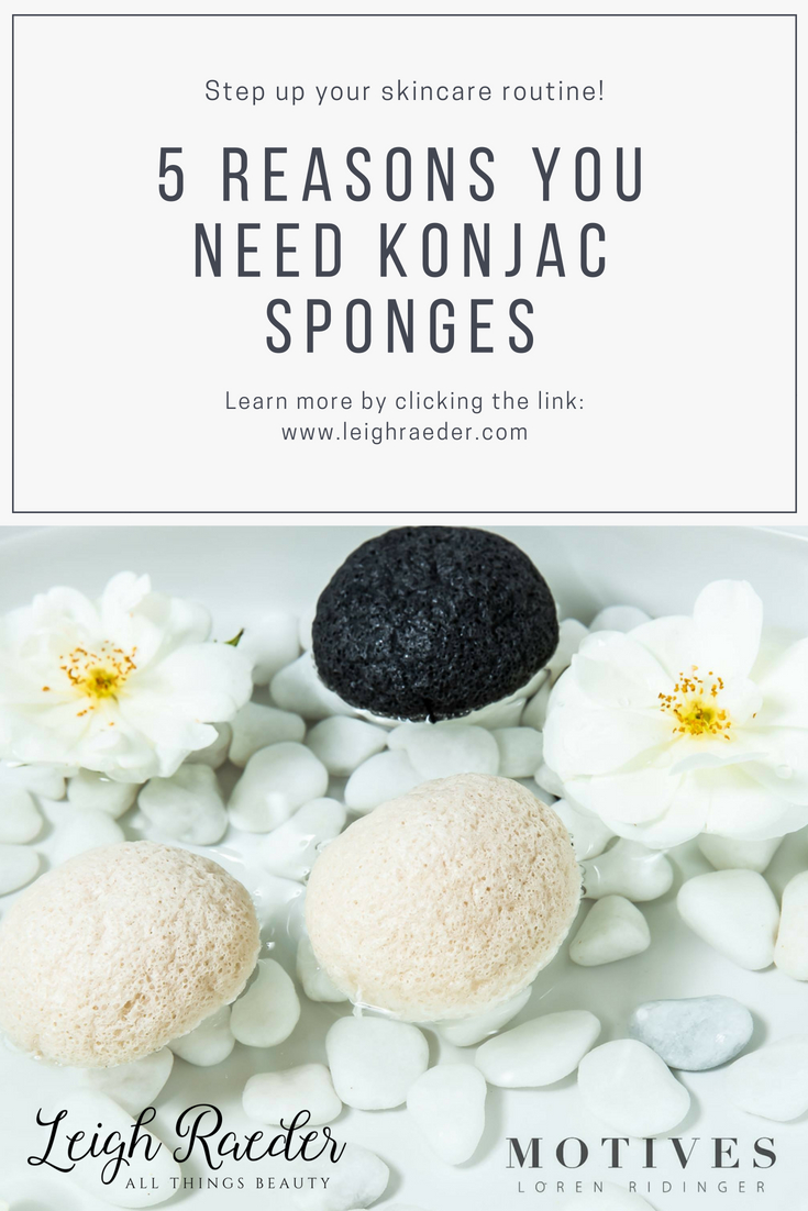 If you haven't heard about konjac sponges yet, you will soon!They have been taking the world by storm. Here's your chance to learn why...