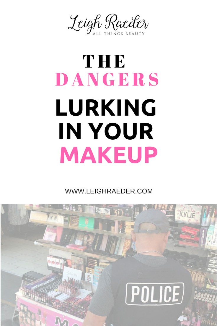 Could you be using contaminated makeup? Do you REALLY know what is in the makeup that you are using on your face everyday?