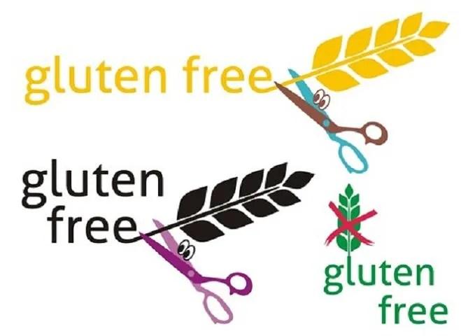 Gluten free cosmetics