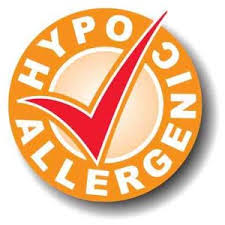 hypo allergenic cosmetic claims