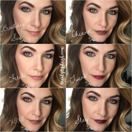 Motives Velvet Lipsticks