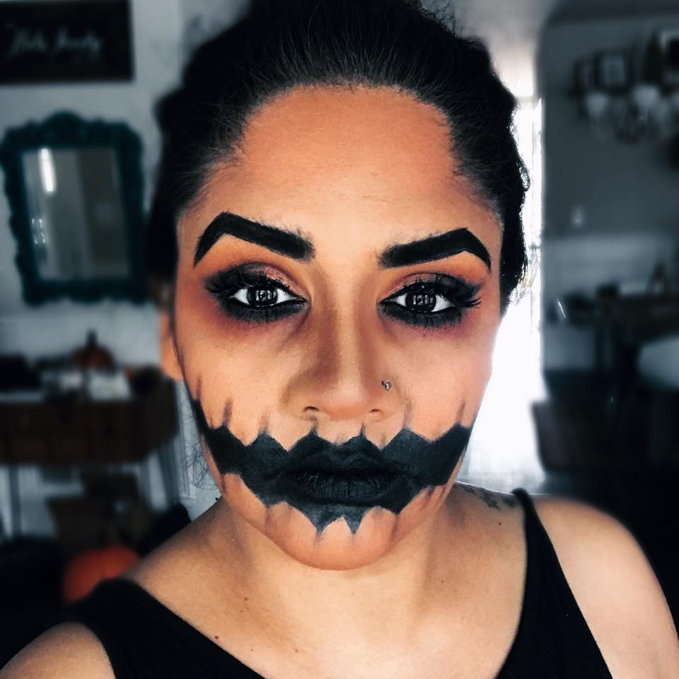 Halloween Looks With Everyday Makeup.Halloween Looks Using Everyday Makeup All Things Beauty