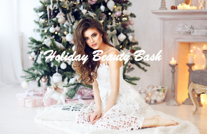 Exclusive Online Holiday Beauty Bash