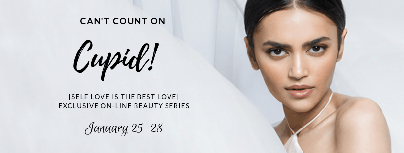 'Can't Count on Cupid' Exclusive Online Beauty Series