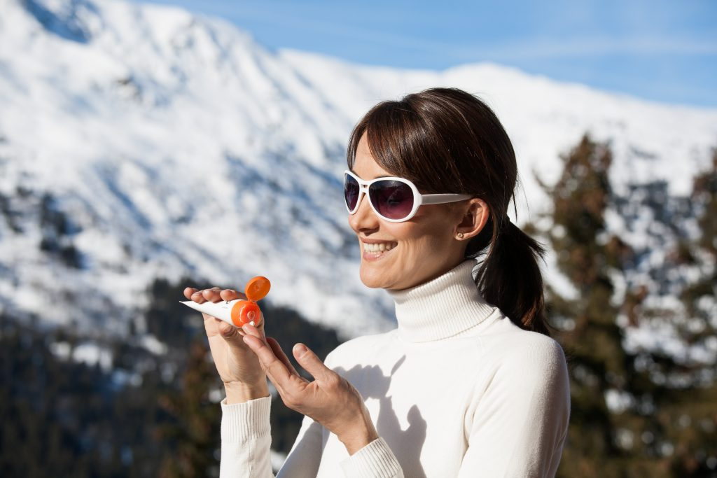 Why You Should Wear Sunscreen in the Winter