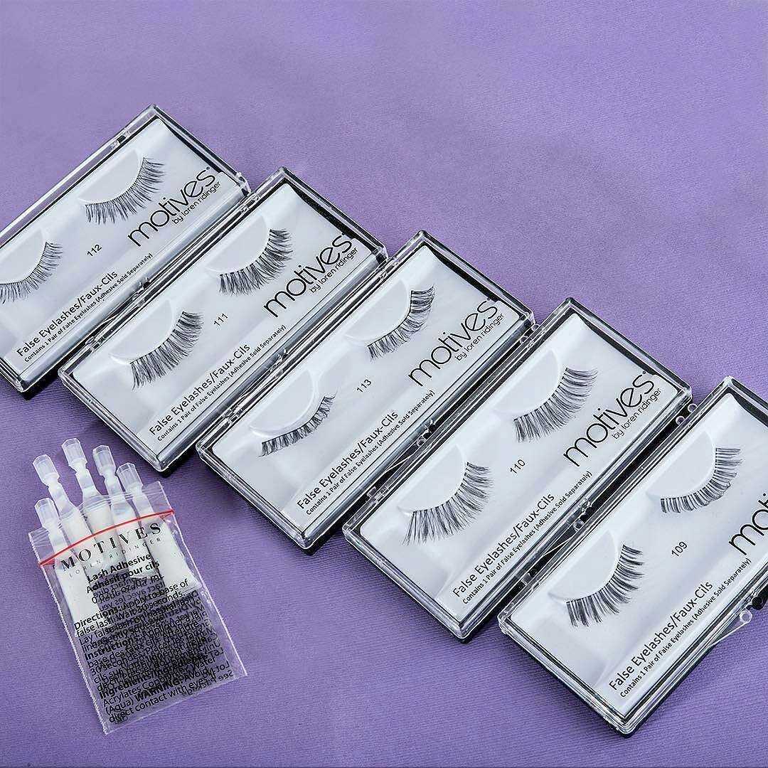 How To Apply False Lashes in 8 Easy Steps