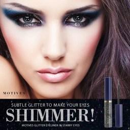 Motives Glitter Eyeliner