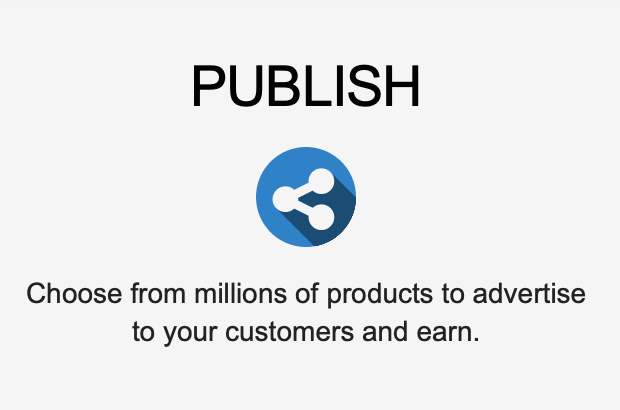 Publish with SHOP.COM Affiliate Program