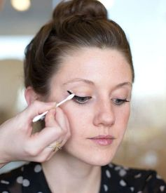 use face primer to clean up