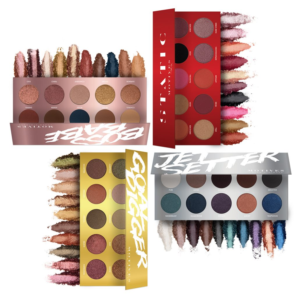 Motives By Loren Ridinger & Motives for La La Launch New Palettes