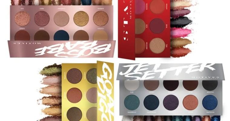 Motives By Loren Ridinger & Motives for La La Launch New Palettes