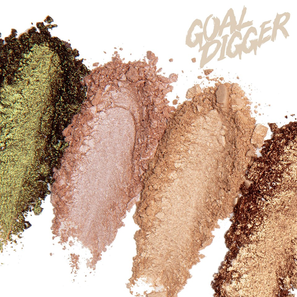Get The Look: 4 Looks with The Motives Goal Digger Palette