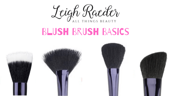 Blush Brush Basics
