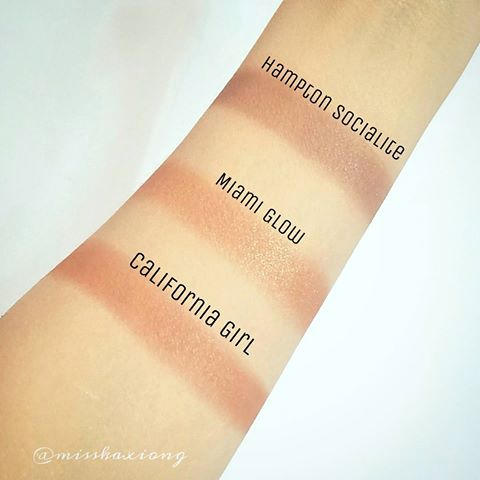 Motives Bronzer Swatches