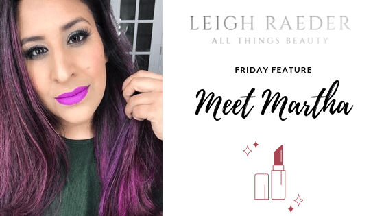 Friday Feature: Meet Martha Tello Rosser