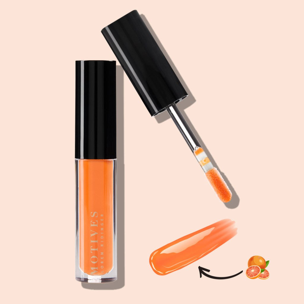 Euphoria High Shine Scented Lip Gloss Zen