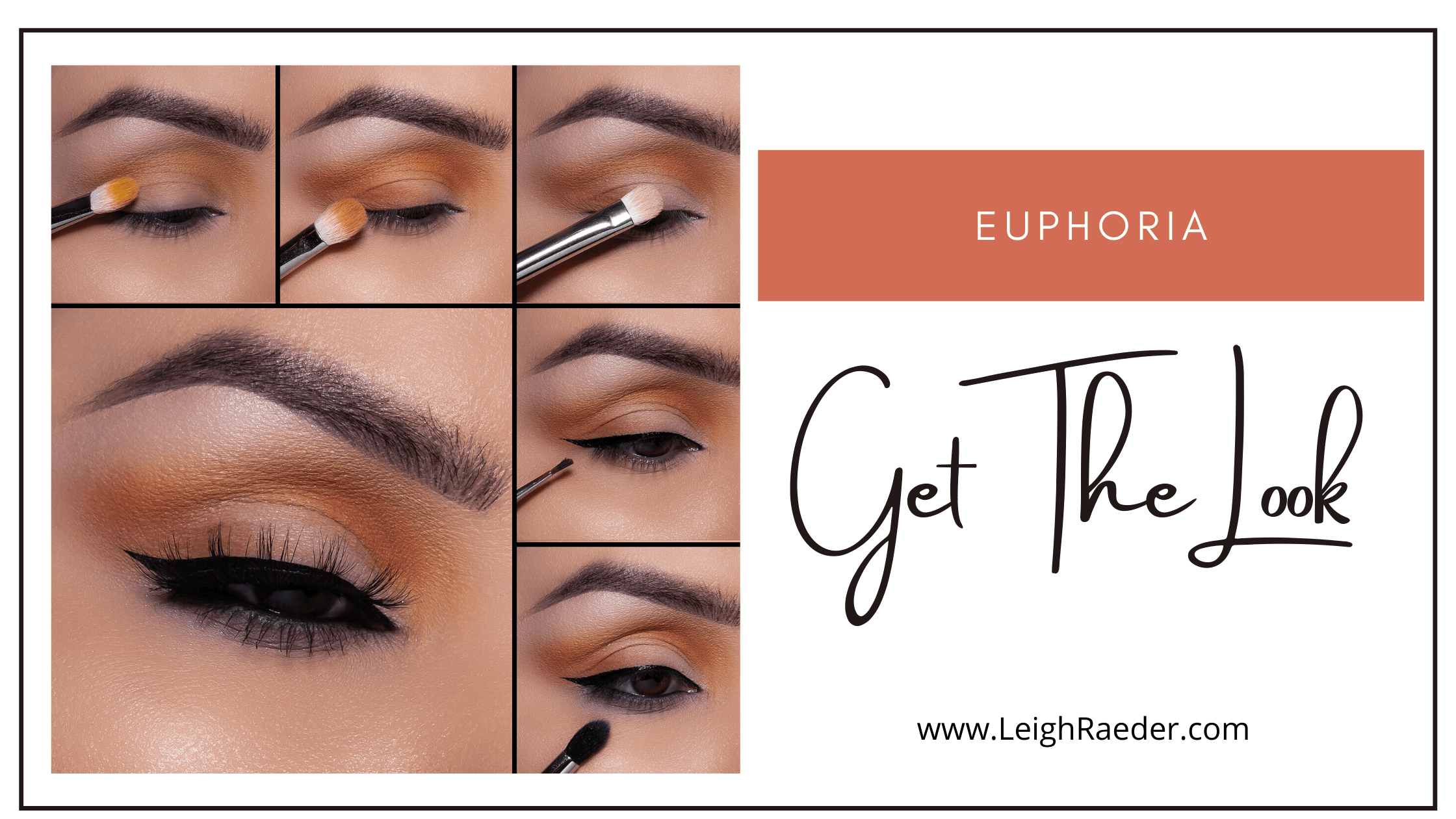 Get The Look: Euphoria Eye Shadow & Blush Palettes