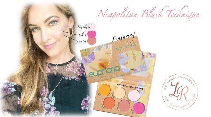 Achieve Perfect Cheekbones with The Neapolitan Blush Technique