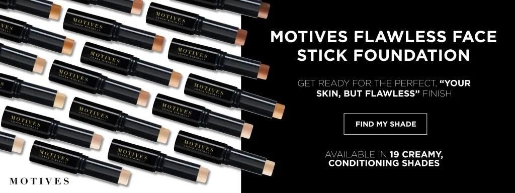 Motives Stick Foundation