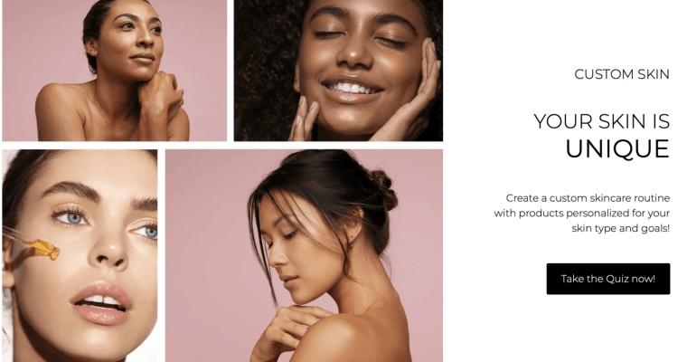 Custom Skin Quiz: Find Your Personalized Skincare Regimen