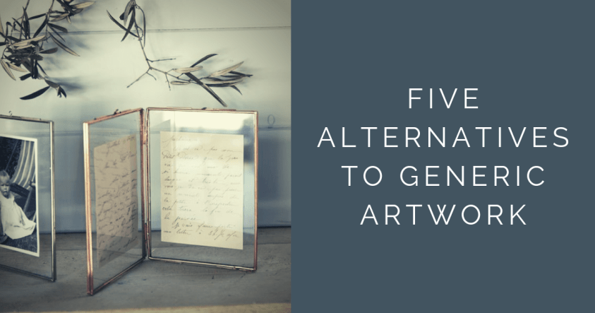 Five Budget Alternatives to Generic Art