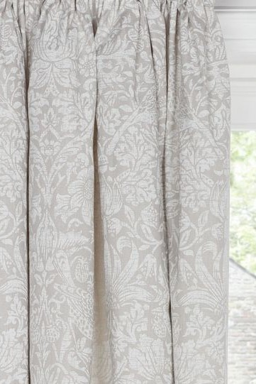 John Lewis William Morris Strawberry Thief Readymade Curtains
