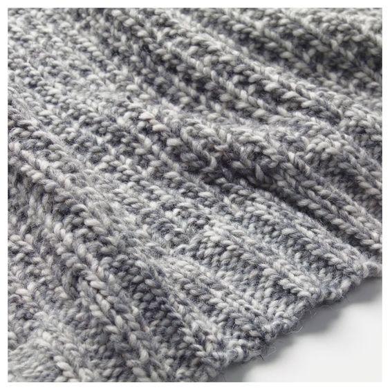 cosy autumn blog - grey throw