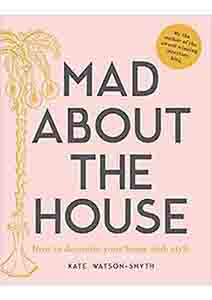 Cover of Coffee Table Book Mad About The House
