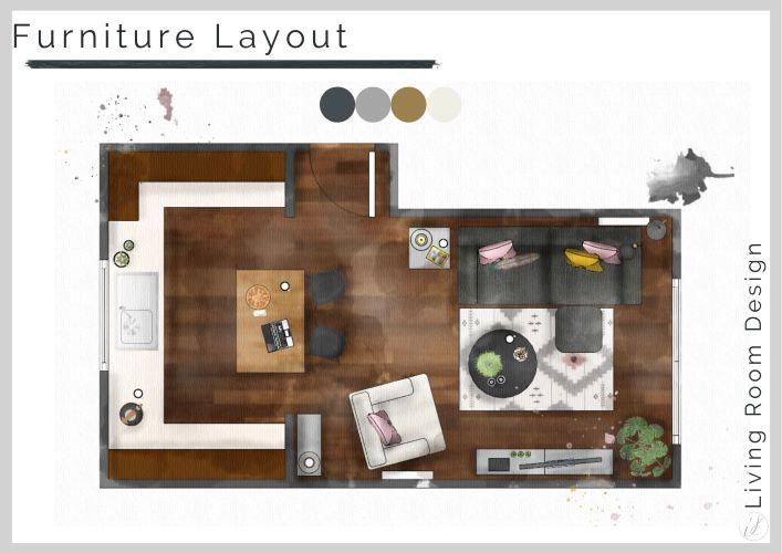 Leighton Jones Interiors Essential Design Decorating Guide
